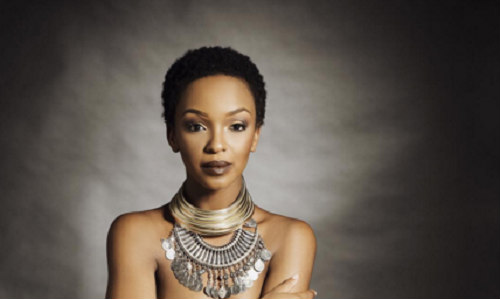 Nandi Madida's Clothing Line To Debut At New York Fashion Week