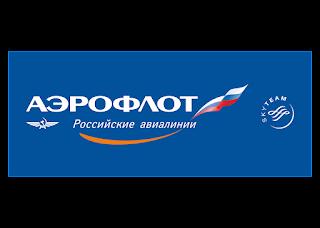 Aeroflot Russian Airlines Logo Vector