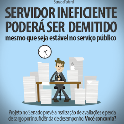 Fim da Estabilidade de Servidor Público