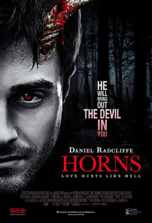 The Geeky Guide to Nearly Everything: [Movies] Horns (2013) Horns Movie
