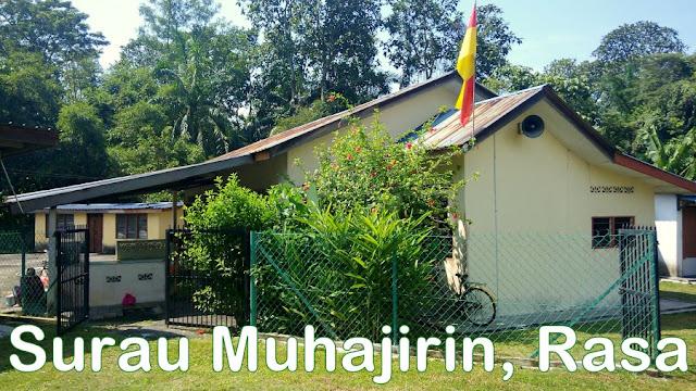 Majlis Rumah Terbuka Aidilfitri Surau Muhajirin