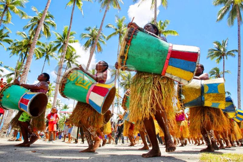 Welcome to Raja Ampat Cultural Festival in Papua ~ Tourism Indonesia