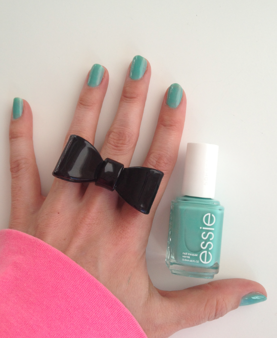 "Best Turquoise Nail Polish: Kandeej.com: Nails: Turquoise And ""Before & Fancy"""