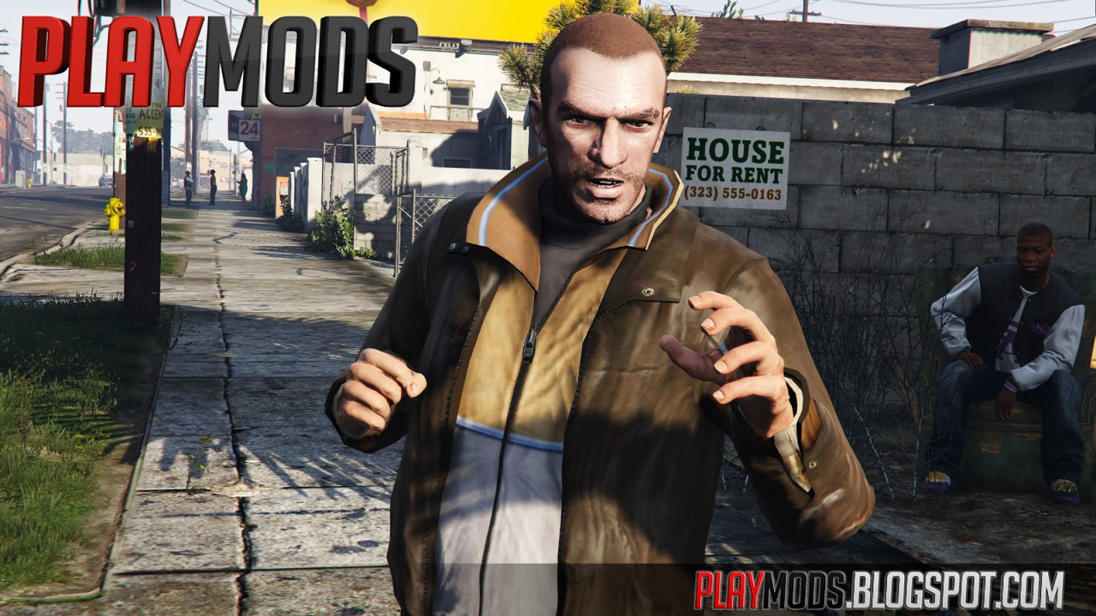 gta v niko bellic skin 187 playmods
