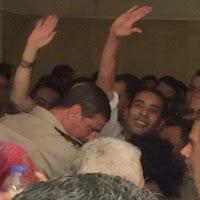 Malek Adly in trial