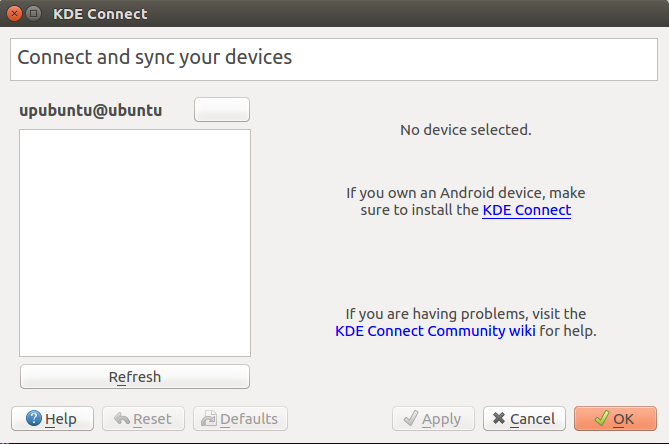 Connect and Sync Your Android Device With KDE Connect