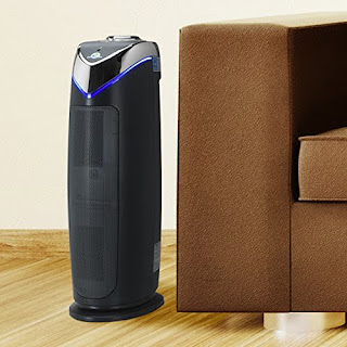 GermGuardian AC4825 3-in-1 Air Cleaning System, for rooms up to 155 sq ft, picture, image, review features & specifications
