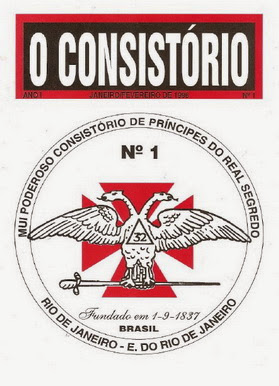 O CONSISTÓRIO - Edição Nº 1