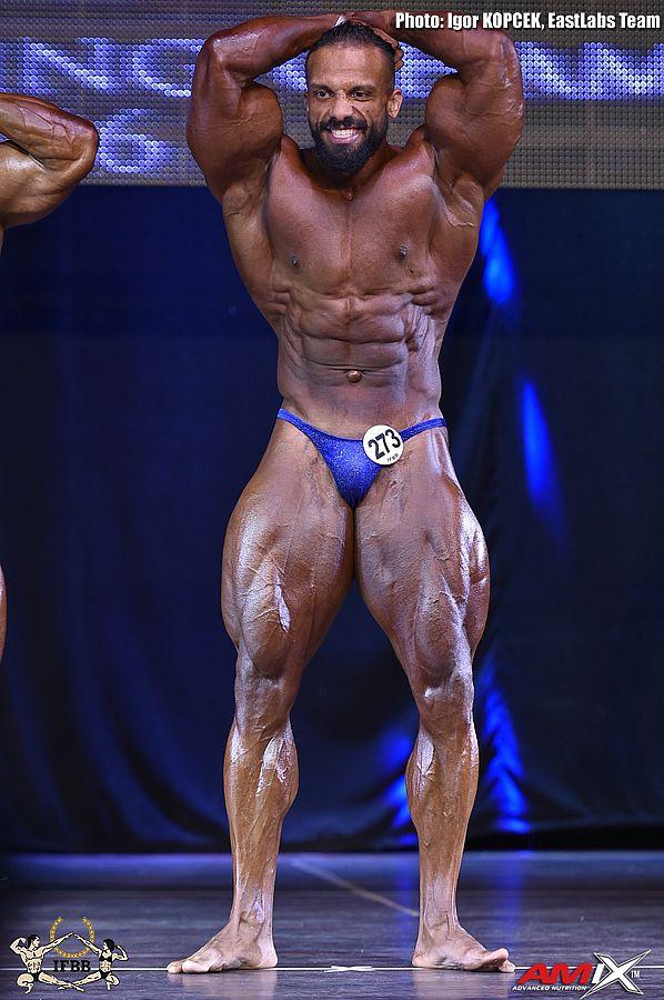 Bodybuilding Junction: Egyptian muscle god Eslam Elmasry