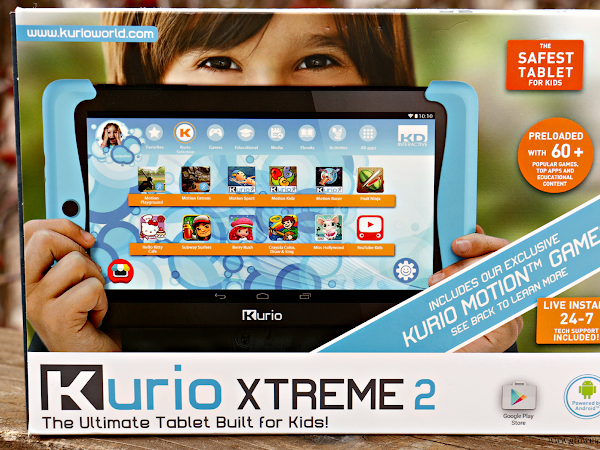 Get the Kurio Xtreme 2 at Hammacher Schlemmer this Christmas