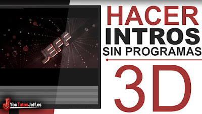 hacer intros para youtube