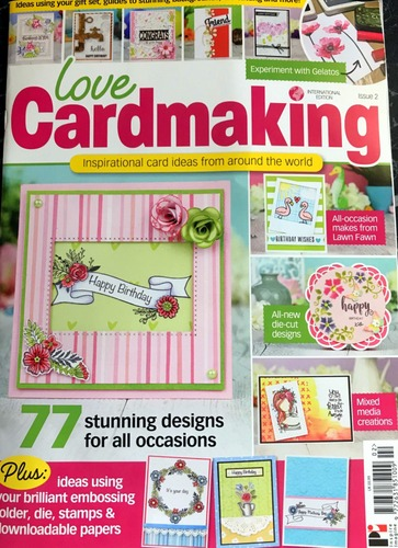 Love Cardmaking International #2
