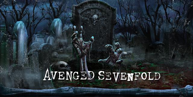 Stallion Duck: Capas Para Facebook Avenged Sevenfold