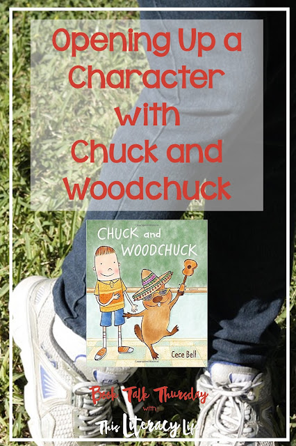 CeCe Bell's Chuck and Woodchuck gives a heart-warming look into the world of shy children who need a little push to help them make friends. Using with children of all ages will help them as they venture into the world of friendships and beyond.