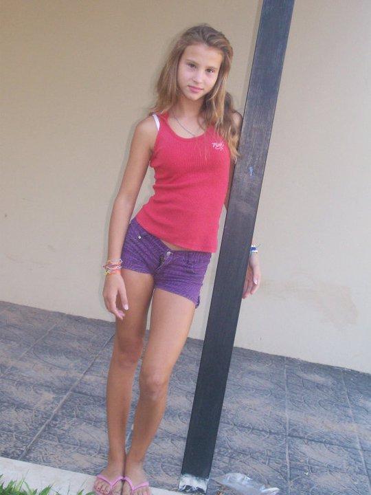 Of thin erotic teens looking