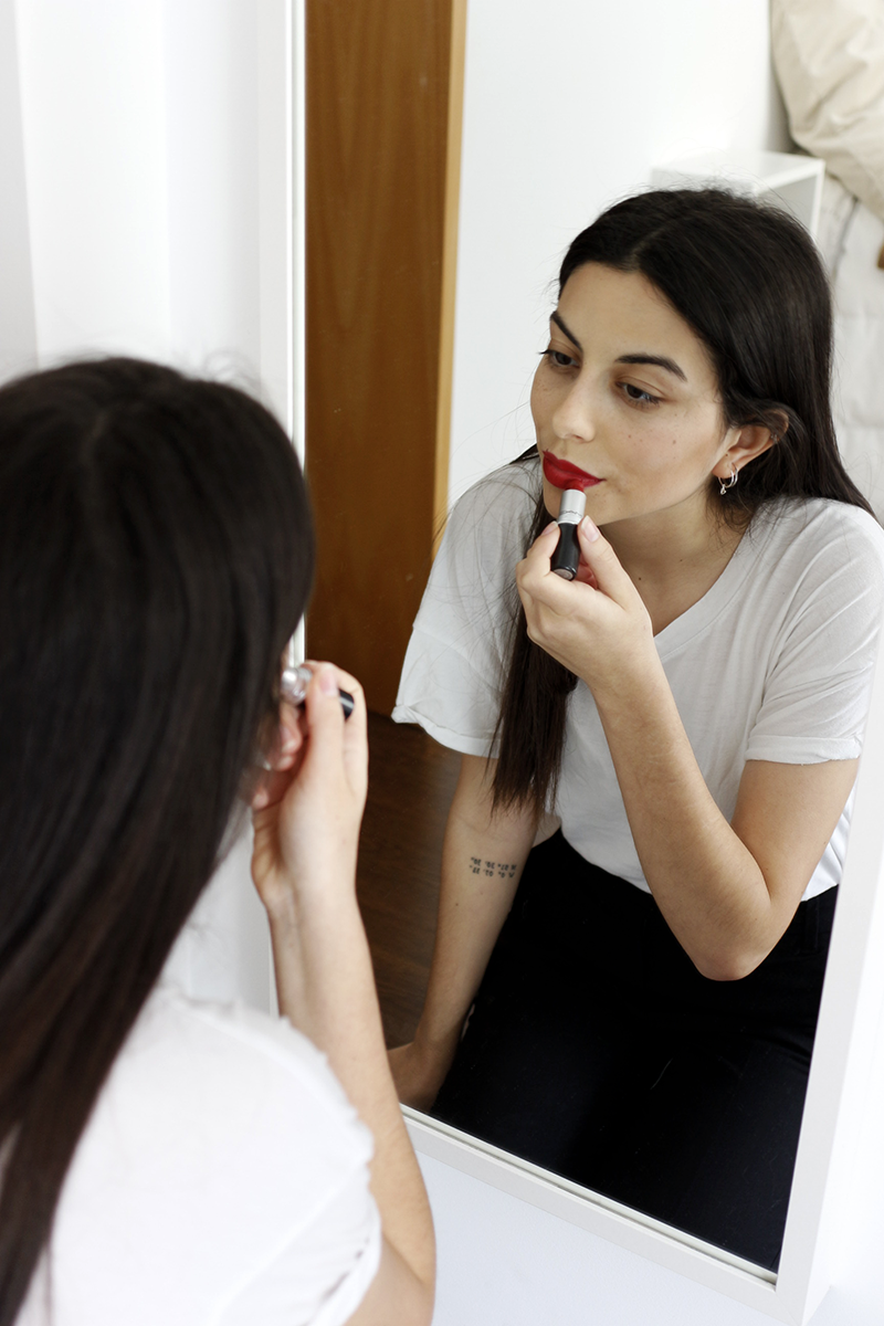 3 Steps To The Perfect Red Lips