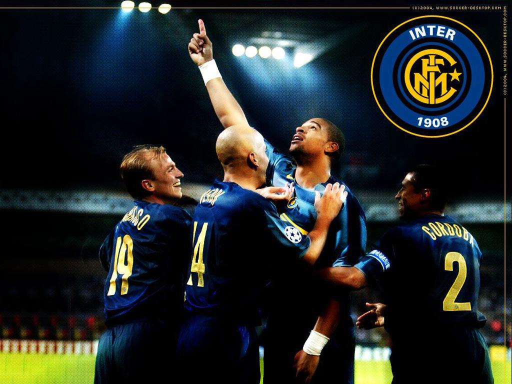Inter Milan Football Club Wallpaper - Football Wallpaper HD   Inter