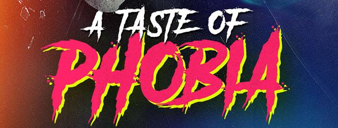 New Horror Releases: Artsploitation Films: A Taste of Phobia (Reviewed)