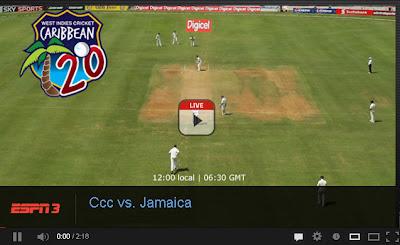 Set Max Ipl Live Streaming Caribbean T20 2013 Live Streaming