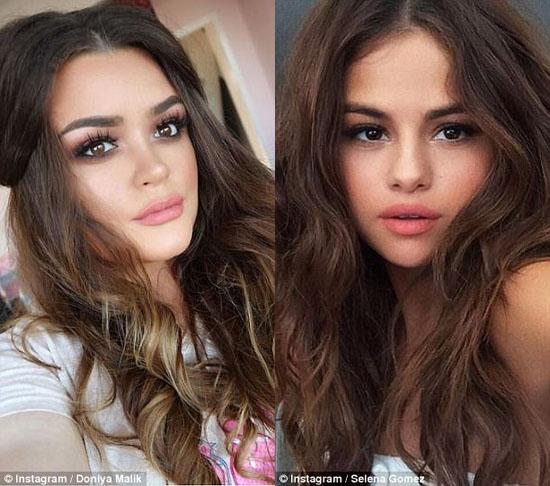 Viral! Foto Cantik Doniya Malik, Adik Zayn Malik Yang Mirip Selena Gomez