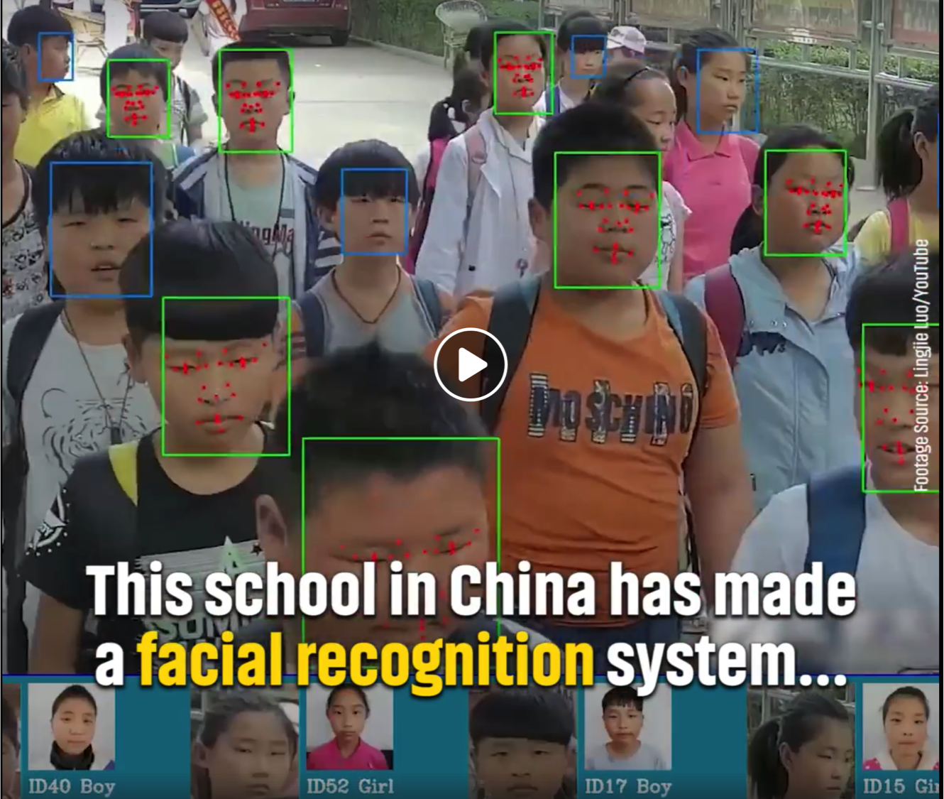 abd1feb8d5b Let s up the stakes with this face recognition system used in China. It  recognises student faces instantly