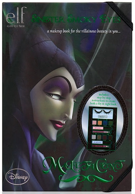 elf Limited Edition Disney Villainous Villains Makeup