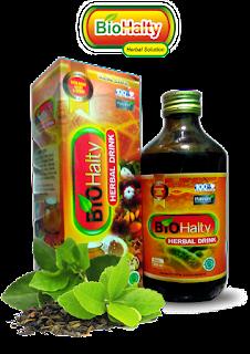 Jual Obat herbal biohalty