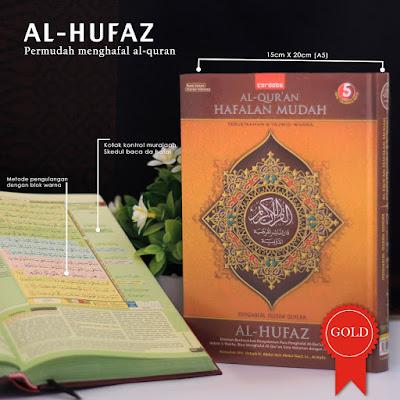 Alquran Hafalan menghafal 1 halaman dalam 5 jam