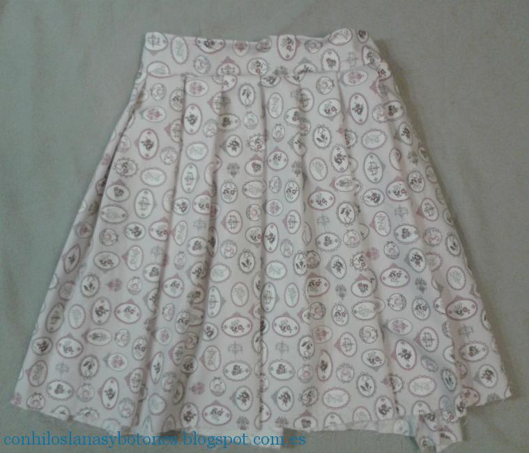 Conhiloslanasybotones - mi falda de tablitas