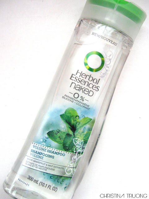 Herbal Essences Naked Volume Shampoo Review