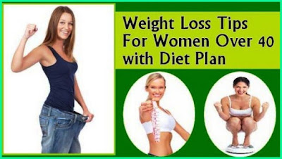 Tips For Losing Weight After 40 For Women