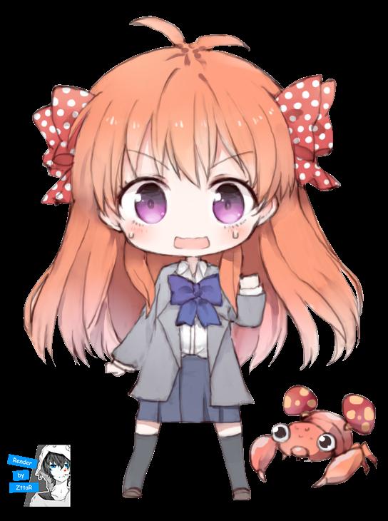 Render Sakura Chiyo CHIBI