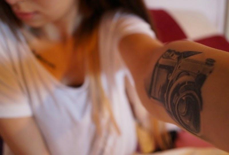 dauer tattoo stechen