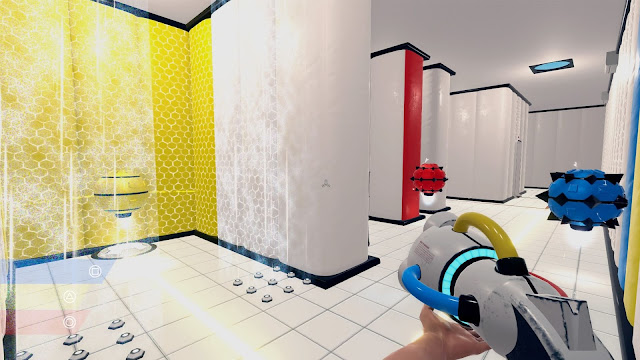 first-person puzzle game PS4