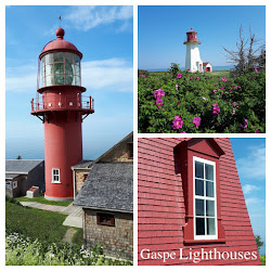 The Lighthouses Of Gaspe
