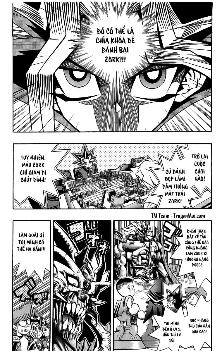 YUGI-OH! chap 57 - phần viii: quyết chiến trang 5