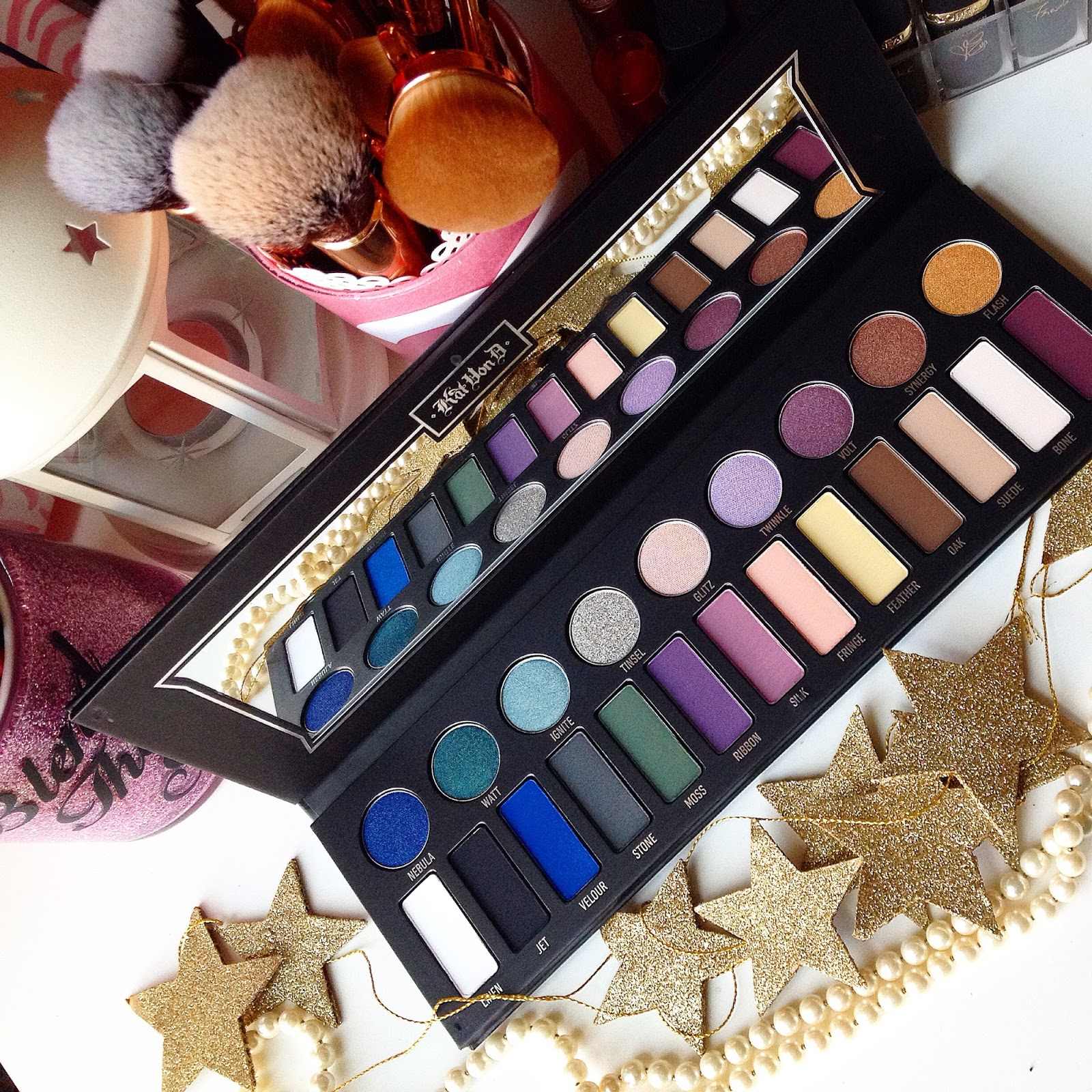 My Little Things ~ Beauty Diary by Monica: Kat Von D Metal Matte ...