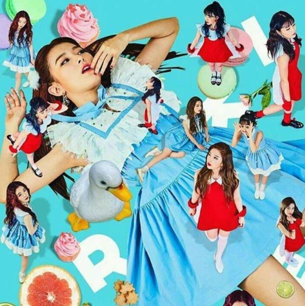 Red Velvet Album