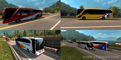 AI Bus Packs by Rindray v1.0