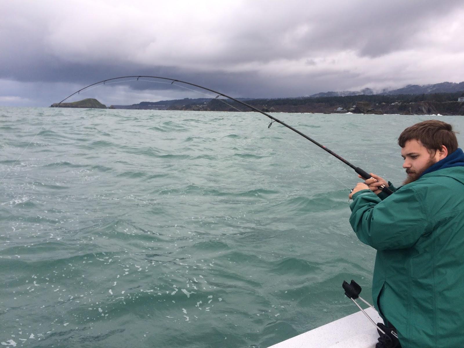 Brookings oregon fishing charters 2017 brookings ocean for Brookings fishing charters