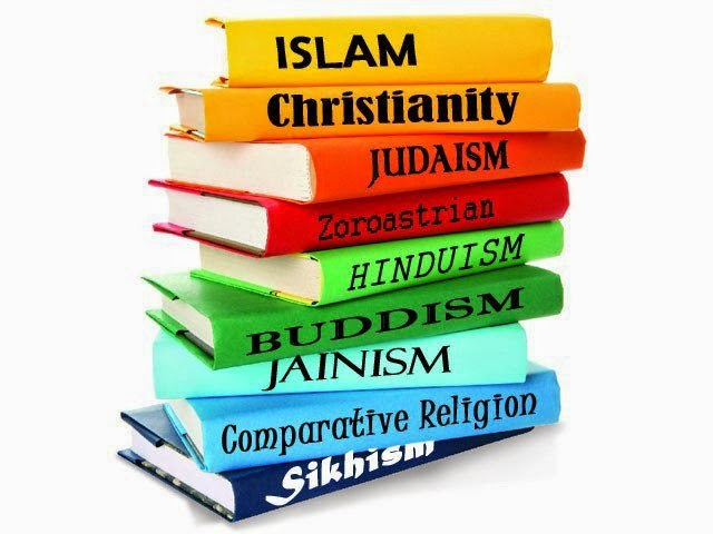 My point of view  Introduce comparative religious studies  Introduce comparative religious studies