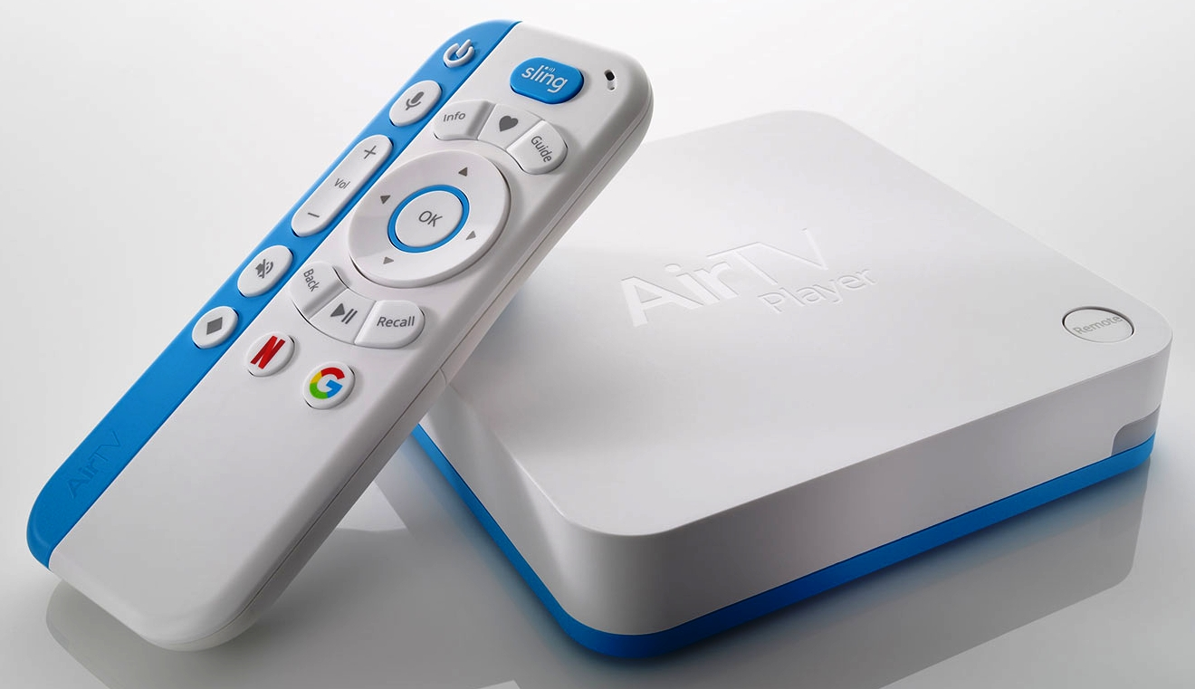 OTA Channels: Dish AirTV Device Is a Connected Tuner for Free Over