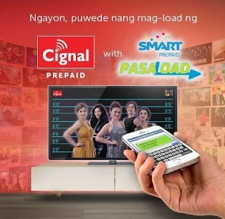 How to Load Cignal Cable TV using Smart and TNT Prepaid Pasaload