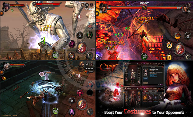 Game Cry Dark Rise Of Antihero v1.3.7 Apk Terbaru Full data