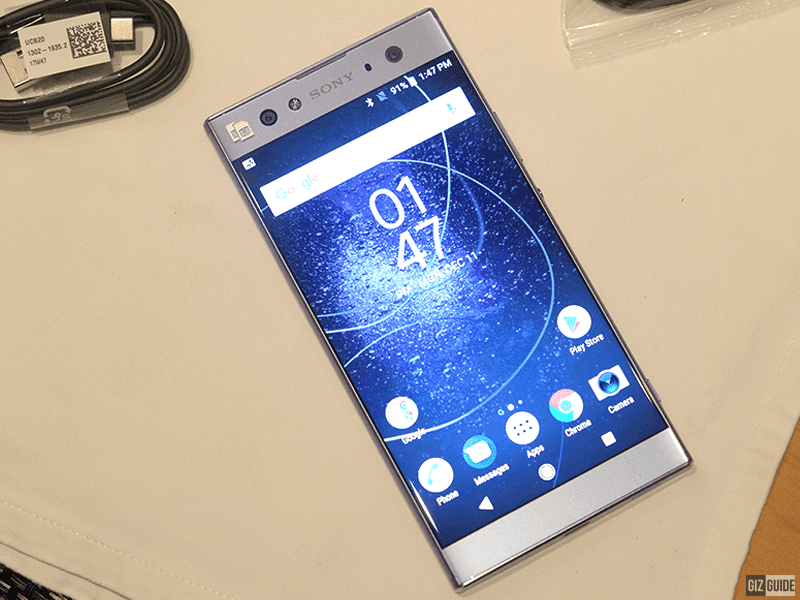 Xperia XA2 Ultra, the last Sony phone we reviewed