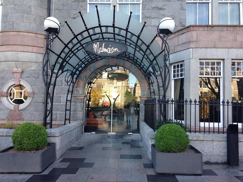 Malmaison Hotel Aberdeen