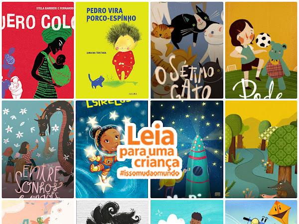 Campanha do Itaú Leia para uma Criança 2018