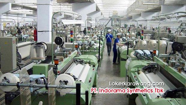 Lowongan Kerja PT. Indorama Synthetics Tbk Purwakarta 2018