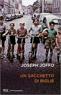 copertina Un sacchetto di biglie di Joseph Joffo