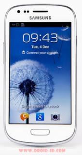 Flashing Samsung Galaxy S3 Mini GT-I8190